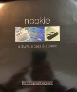 A Drum, A Bass & A Piano - Nookie