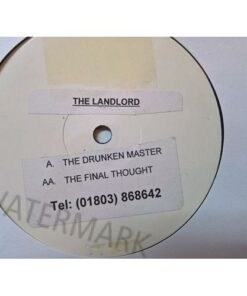 The Drunken Master - The Landlord (White Label)