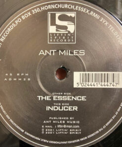 The Essence / Inducer - Ant Miles