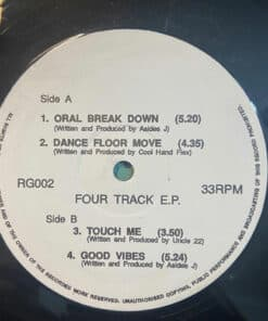 Four Track EP - Various