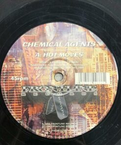 Hot Moves - Chemical Agents