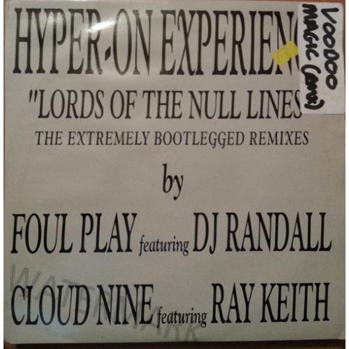 Lords Of The Null Lines (Extremely Boot Rmxs) - Hyper-On Experience