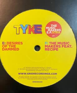 The Music Makers EP Xtra - Tyke