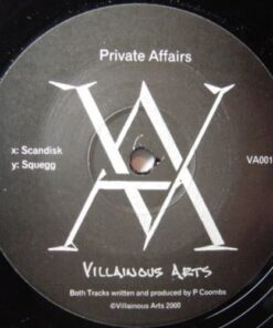 Scandisk - Private Affairs