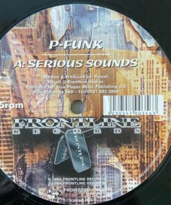 Serious Sounds / Seductive Thoughts - P-Funk