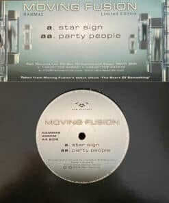 Star Sign / Party People - Moving Fusion
