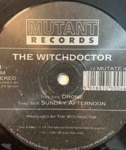 Sunday Afternoon - The Witchdoctor