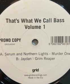 Thats What We Call Bass EP - Various (Promo)
