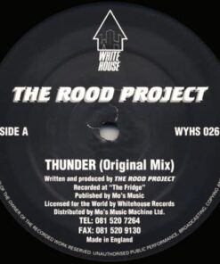 Thunder - The Rood Project