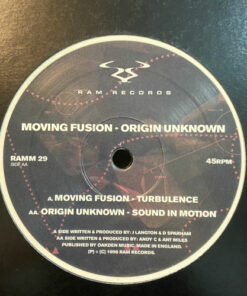 Turbulence / Sound In Motion - Moving Fusion