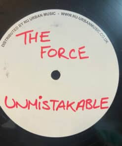 Unmistakable / Maniac - The Force (Promo)