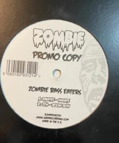Zombie Bass Eaters - Various (Promo)