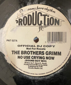 No Use Crying Now - The Brothers Grimm