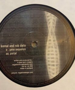 Gene Sequence - Kemal And Rob Data