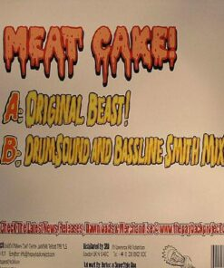 Meat Cake! - SuperStyleDeluxe