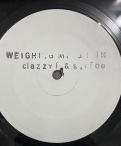 Weighing My Brain - Clazzy J & G.I Joe (W/Label)