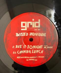 The Cannibal Lunch EP - Twisted Individual