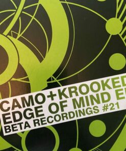 Edge Of Mind EP - Camo & Krooked