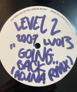 Going Back (Acuna Remix) - Level 2 (Promo)