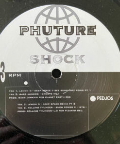 Phuture Shock - Various