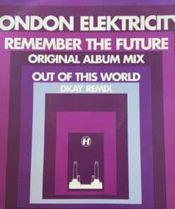Remember The Future (Original Album Mix) - London Elektricity