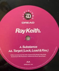 Substance / Target (Lock, Load & Fire) - Ray Keith