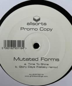 Time To Shine - Mutated Forms (Promo)
