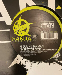 Up In Smoke EP - G Dub