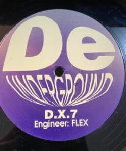 D.X.7 / Big Up - Flex