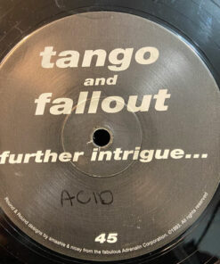 Further Intrigue... - Tango And Fallout
