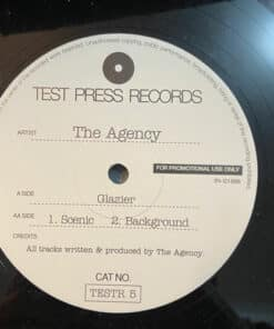 Glazier - The Agency (Promo)