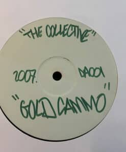 Gold Camo / Red Tiger - The Collective (Promo)