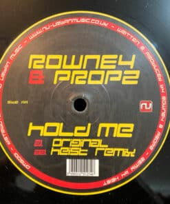 Hold Me - Rowney & Propz