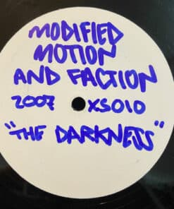 The Darkness - Modified Motion (Promo)