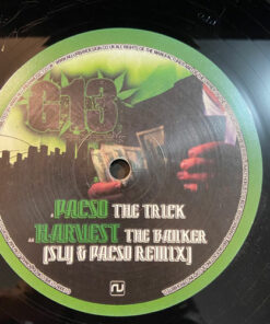The Trick / The Banker (Sly & Pacso Remix) - Pasco / Harvest