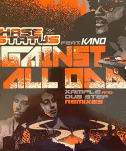 Against All Odds (Xample / DubStep Rmx) - Chase & Status