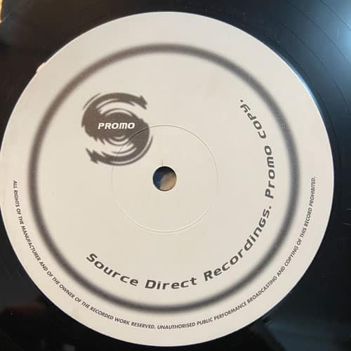 The Crane / Artificial Barriers - Source Direct (Promo)