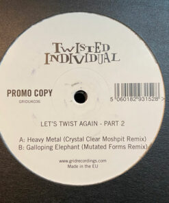 Let's Twist Again Part 2 - Twisted Individual (Promo)