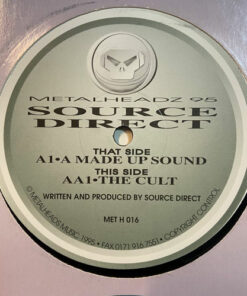 A Made Up Sound / The Cult - Source Direct