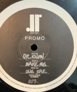 Make Me Feel / One Star - Dr Know (Promo)