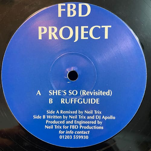 She's So (Revisited) / Ruffguide - FBD Project