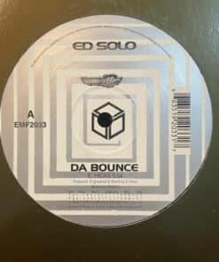 Da Bounce / Shabeen - Ed Solo / Click N Cycle