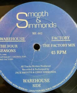 The Four Seasons - Smooth & Simmonds