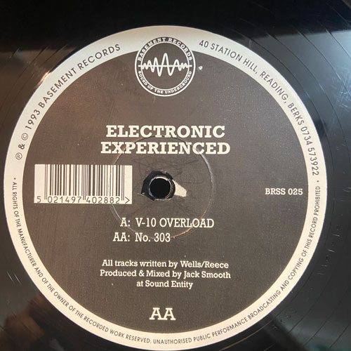 V-10 Overload / No. 303 - Electronic Experienced