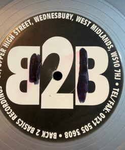 Bubbles / All That Jazz - 12-10 Series MK 1 (Promo)