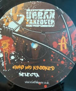 Selecta / Who Knows The Jungle - Camo & Krooked