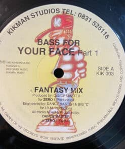 Bass For Your Face Part 1 - Dance Master