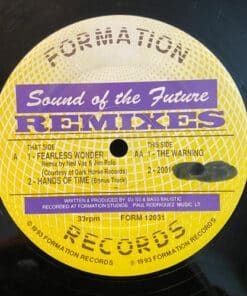 Fear Of The Future EP (Remixes) - Sound Of The Future